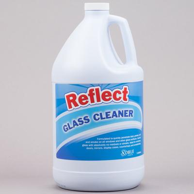 Noble Chemical Reflect 1 Gallon / 128 oz. Glass / Multi-S...