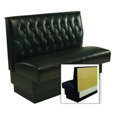 American Tables And Seating Mfg AS-42T-Wall Button Tufted...