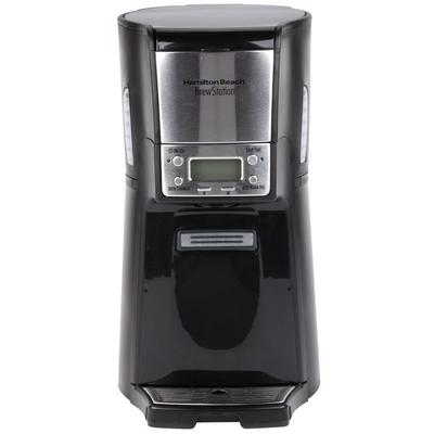 Hamilton Beach 48464 BrewStation Summit Black Single Serv...