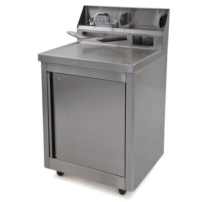 Eagle Group PHS-A-C Cold Water Portable Sink with Removab...