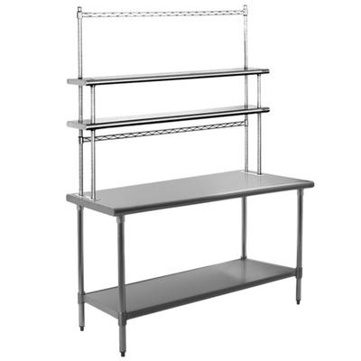 "Eagle Group T3060SB-FM-PL 30"" x 60"" Stainless Steel Work ..."