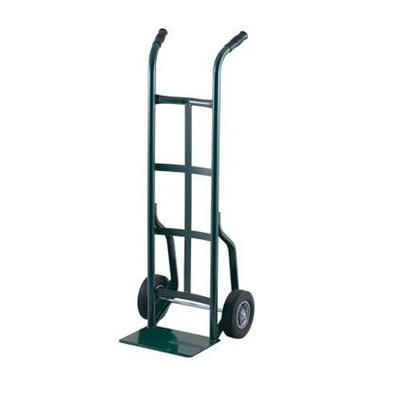 Harper 20T16 Dual Handle 800 lb. Steel Hand Truck with 10...