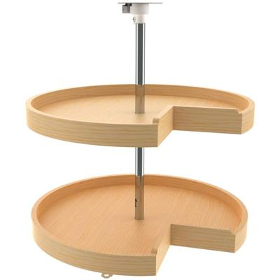 "REV-A-SHELF 4WLS942-2433-52 Wood Classic 24"" Diameter Pie..."