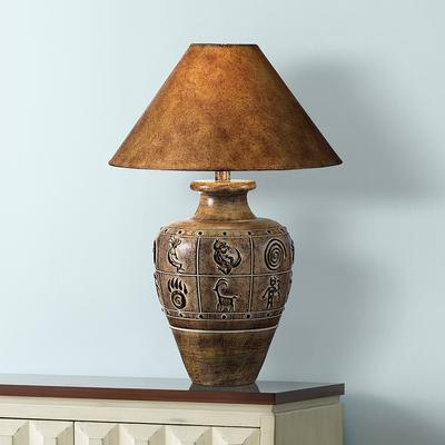 Anthony california table lamp lighting compare prices at nextag anthony desert sand brown handcrafted southwest table lamp mozeypictures Image collections