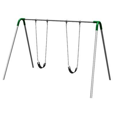 Ultra Play UPlay Today Single Bay Swing Set with Commerci...