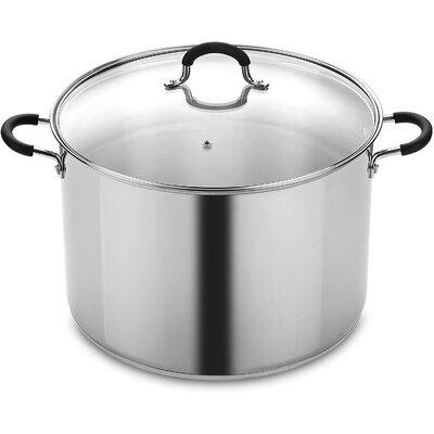 Cook N Home 20-qt. Stock Pot with Lid NC-00335