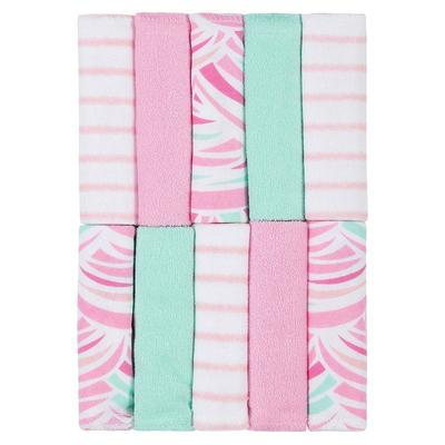 Just Born 10-pk. Washcloths, Pink