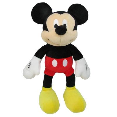 Disney Mickey Mouse Jingle Plush Toy by Kids Preferred, Multicolor