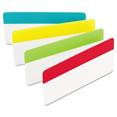 Post-it® Durable File Tabs (Pack of 24) MMM686ALYR3IN