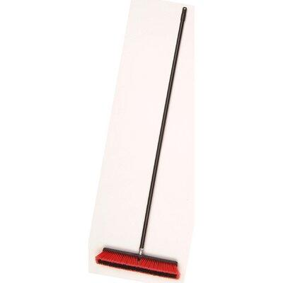 Cequent Laitner Company Indoor and Outdoor Push Broom 257...