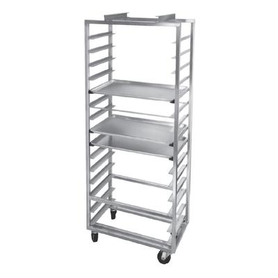 Channel 411A-OR 28.5W 20-Sheet Pan Rack w/ 3 Bottom Load Slides