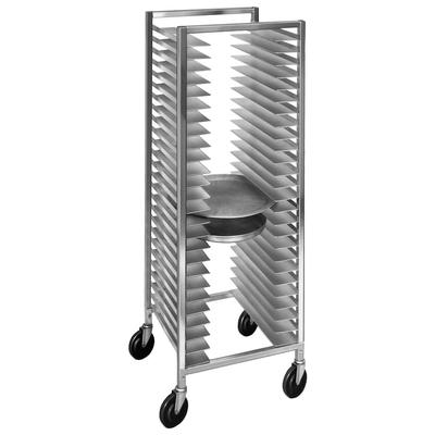 Channel PR-52 43W 52-Pizza Pan Rack w/ 2 Bottom Load Slides