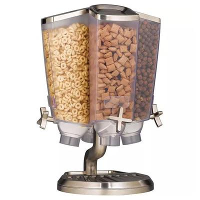 Rosseto EZP2753 Dry Product Dispenser with Stand - (4)1-g...