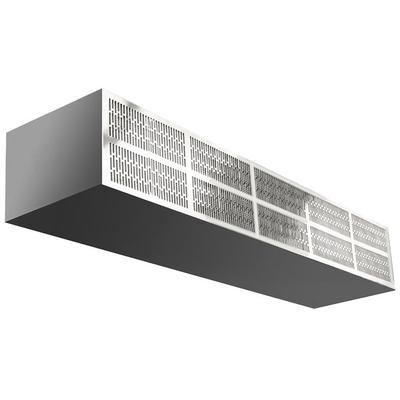 "Curtron E-CFD-48-1 48"" Commercial Front Door Air Curtain with Electric Heater - 240V, 3 Phase"