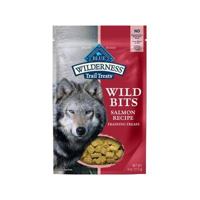Blue Buffalo Wilderness Trail Treats Salmon Wild Bits Gra...