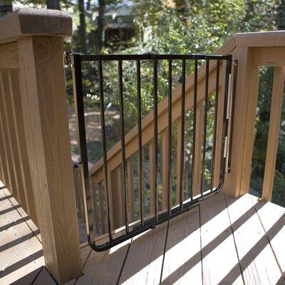 Cardinal Gates Stairway Special Outdoor Gate XT1070 Color...