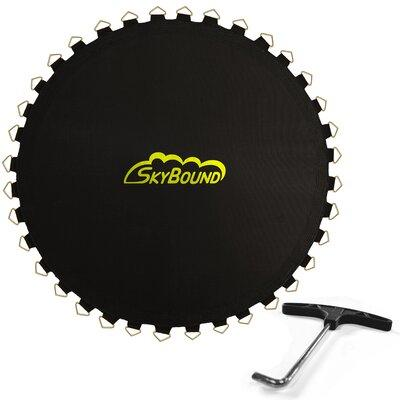 SKYBOUND Sunguard Jumping Surface for 14' Trampolines wit...