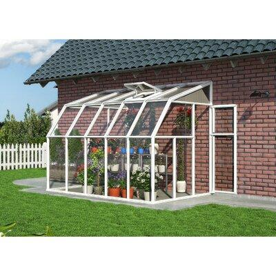 Rion Sun Room 2 6 Ft. W x 10 Ft. D Greenhouse 702485