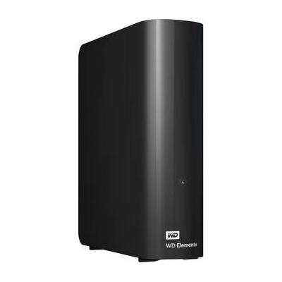 Western Digital 4TB Elements External Desktop Hard Disk D...