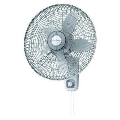 "Air King 18"" Oscillating Wall Mount Fan, 3 Speed, 9018"
