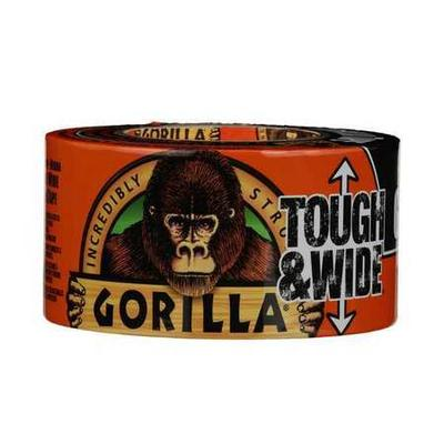 GORILLA TAPE 6003001 Duct Tape, 2.88 In x 30 yd, 17 mil, ...