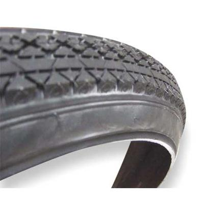 Worksman 4922 Bicycle or Tricycle Tire,20 In. Dia.