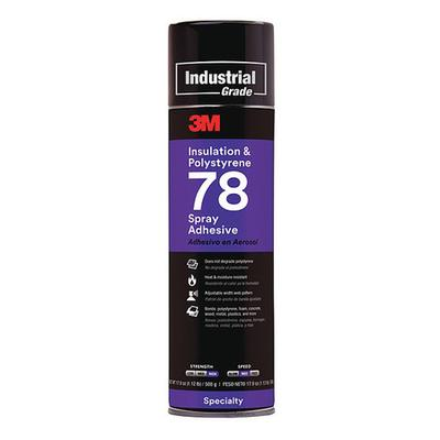 3M 78 Spray Adhesive, 24 Oz