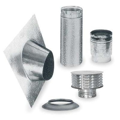 AmeriVent Gas Vent Pipe Kit, Ameri-Vent, 6EK