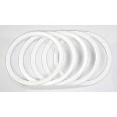 Devilbiss TGC-9-K5 Siphon Cup Gasket, For 4NY27, PK 5