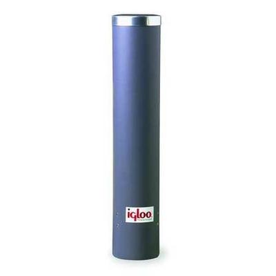Igloo 8242 Cup Dispenser, Black, 4 to 4-1/2 oz.Cups