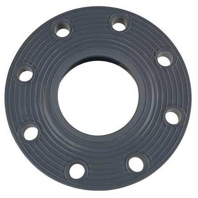 """GF Piping 4"""" Socket PVC Flange Sched 80"""