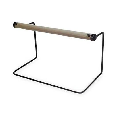 "Midwest Pacific 12"" Steel Poly Tubing Rack, 6JG19"