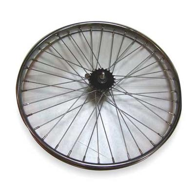 Worksman 4136A Bicycle Wheel, 26 x 2-1/8 In. Dia.