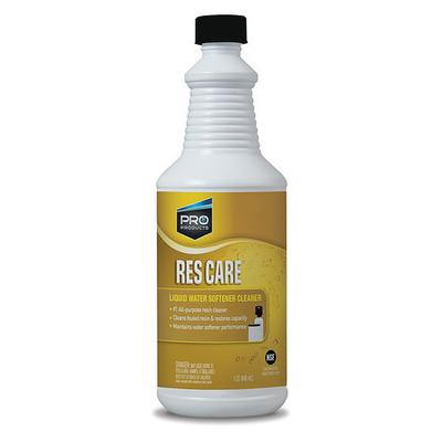 Pro Products RK32N Water Softener Cleaner, Liquid Resin C...