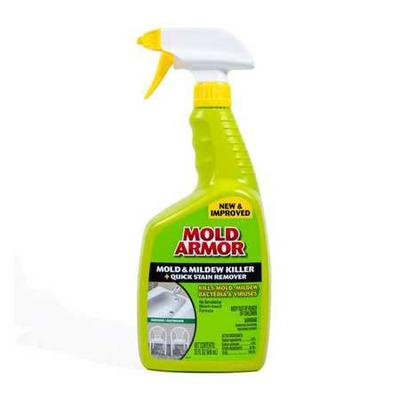 Mold Armor Mold/Mildew Stain Remover, 32 Oz.