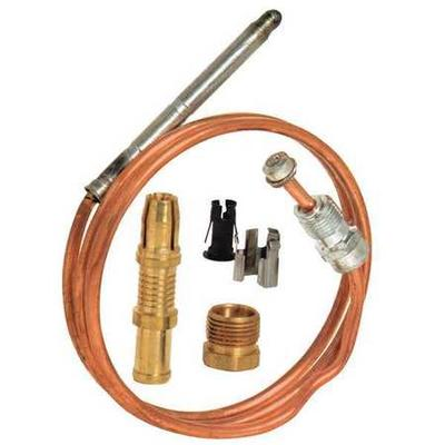 Robertshaw 1980-030 Repl Thermocouple, Snap Fit, 30 In