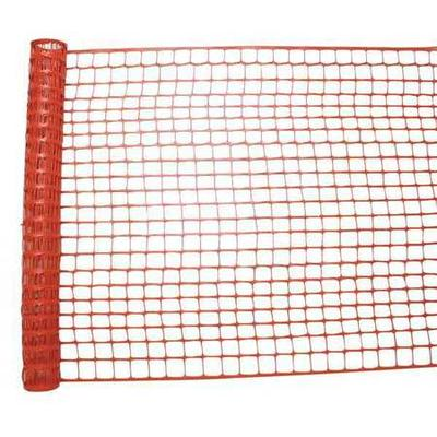 VALUE BRAND 33L954 Safety Fence, 4 Ft. H, 100 Ft. L, Orange