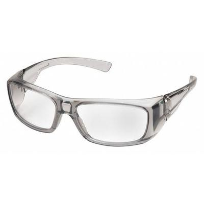 Pyramex Clear Safety Reader Glasses, Scratch-Resistant, S...