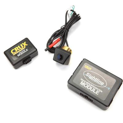 Crux RVCVW-73 Rear-View Cam. VW vehicles w/ RNS-315 Navigation Radio