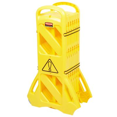 Rubbermaid FG9S1100YEL Yellow Portable Safety/Wet Floor B...