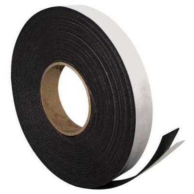 Adhesive Magnetic Strip,50ft L x 1in W MAGNA VISUAL P-240P