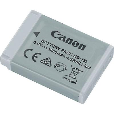 Canon NB-13L Battery Pack for Select Canon Cameras