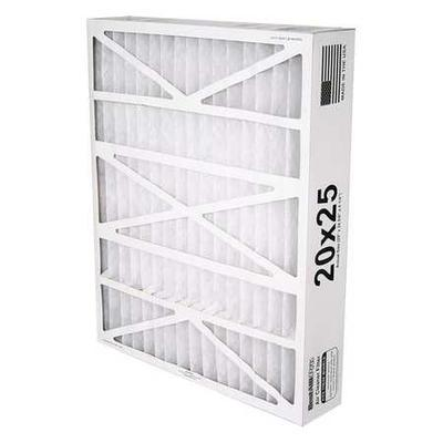 Bestair PRO AB-2025-8-2 Air Cleaner Filter, 25x20x5, MERV...