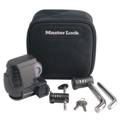 Master Lock Co 3794DAT Coupler Lock,Laminated Steel