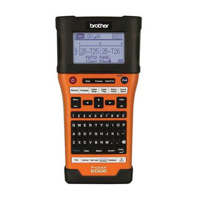 Brother PT-E550W Industrial Wireless Handheld Labeling To...