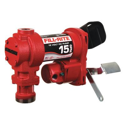 Fill-Rite FR1204G Fuel Transfer Pump, 15 gpm, 12VDC
