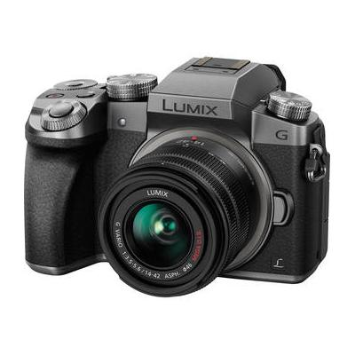 Panasonic Lumix DMC-G7 Mirrorless Micro Four Thirds Digit...