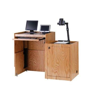 Sound Craft Educator Series Ada Compliant Lectern WSV50