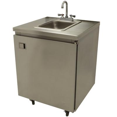 """Advance Tabco SHK-MSC-26CH 26"""" Portable Self-Contained St..."""