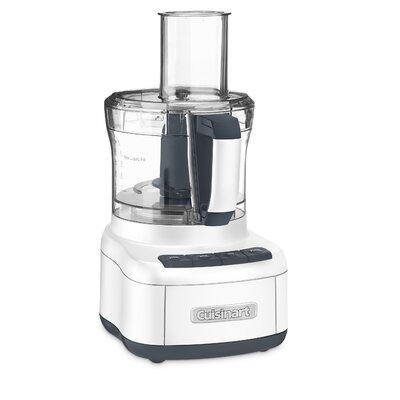 Cuisinart 8-Cup Food Processor FP-8 Color: White